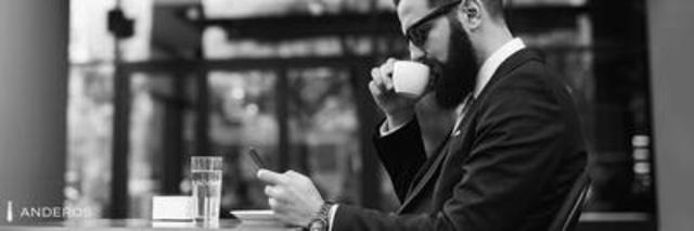 Anderos.com : Première marketplace en ligne dédiée aux accessoires de mode pour homme (Groupe CNW/Anderos)