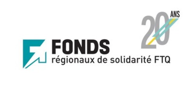 Celebrating the Fonds régionaux de solidarité FTQ's 20th anniversary (CNW Group/Fonds régionaux de solidarité FTQ)