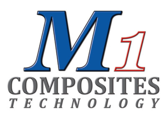 Logo : M1 Composites Technology inc. (CNW Group/M1 Composites Technology inc.)