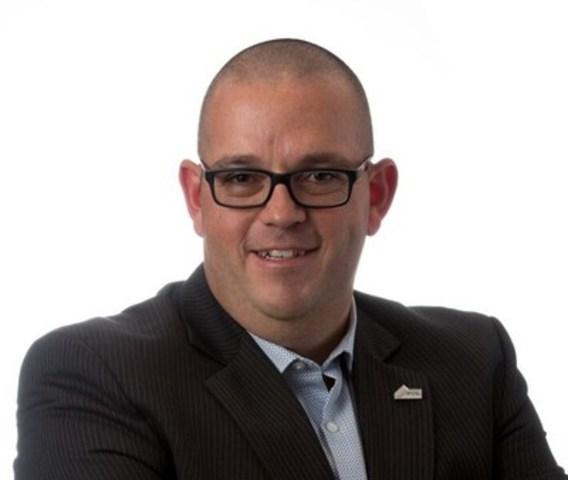 Monsieur Étienne Bergeron nouveau président de l'APCHQ  (Groupe CNW/Association des professionnels de la construction et de l'habitation du Québec (APCHQ))