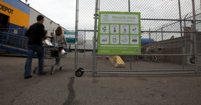 Unplugged, B.C.'s first ever small appliance recycling program will begin accepting more than 120 old and ...