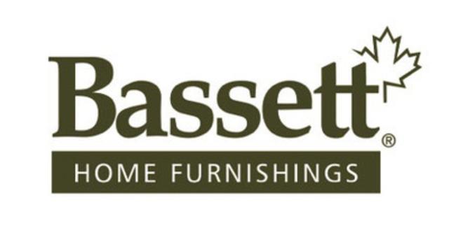 Bassett since 1902 (CNW Group/Bassett Home Furnishings)