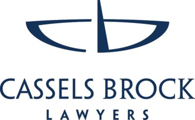 Cassels Brock Lawyers (CNW Group/Cassels Brock & Blackwell LLP)