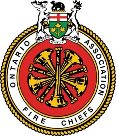 Ontario Association of Fire Chiefs (CNW Group/Ontario Association of Fire Chiefs)