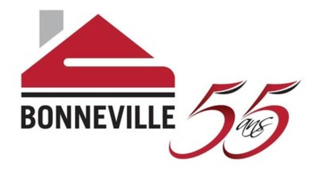 Logo : Industries Bonneville (Groupe CNW/Les Industries Bonneville)