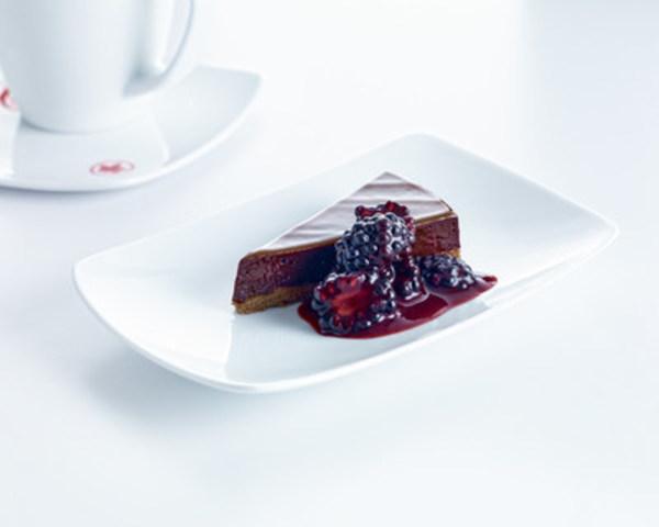 Fondant au chocolat noir (Groupe CNW/Air Canada)
