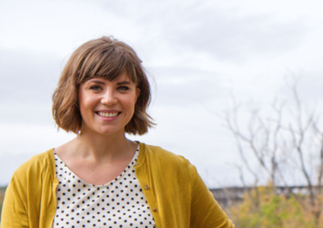 Nikki Wiart will investigate the long-term effects of foster care on Aboriginal children as part of her CJF Aboriginal Journalism Fellowship. (CNW Group/Canadian Journalism Foundation)
