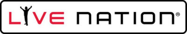Live Nation Canada, Inc. (CNW Group/Live Nation Canada, Inc.)