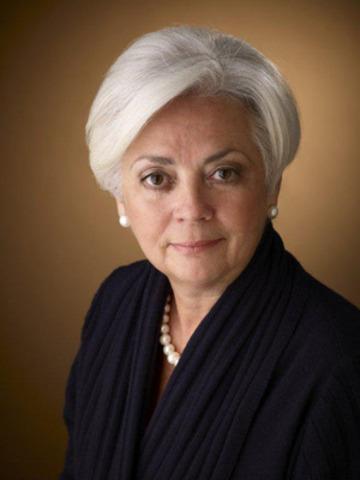 Linda Coates, vice-présidente des Communications et des Affaires publiques. (Groupe CNW/TEMBEC)