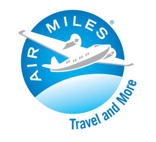 AIR MILES Reward Program logo (CNW Group/AIR MILES Reward Program)