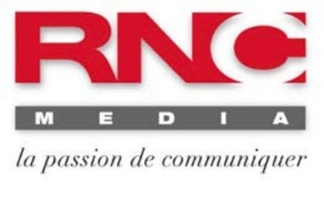Logo : RNC Média Inc. (Groupe CNW/RNC Media inc.)