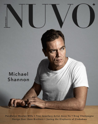 "Michael Shannon, an Oscar-nominated actor, talks to NUVO about playing oddball characters, being known as ""weird"", and why he wouldn't have it any other way: ""I'm not going to go do a job unless I think it's compelling, unless I think that somebody could get something out of it."" www.nuvomagazine.com (CNW Group/NUVO Magazine Ltd.)"