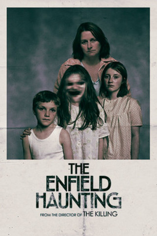 Part 1 of shomi's new paranormal thriller The Enfield Haunting will be available in targeted Canadian Facebook News Feeds starting Saturday, October 24 (CNW Group/shomi)