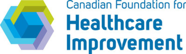 Logo: Canadian Foundation for Healthcare Improvement (CNW Group/Canadian Foundation for Healthcare Improvement)  ...