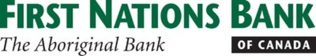 First Nations Bank of Canada (CNW Group/First Nations Bank of Canada)