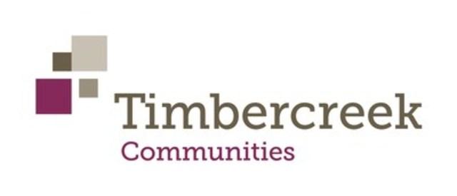 Timbercreek Communities (CNW Group/Timbercreek Communities)