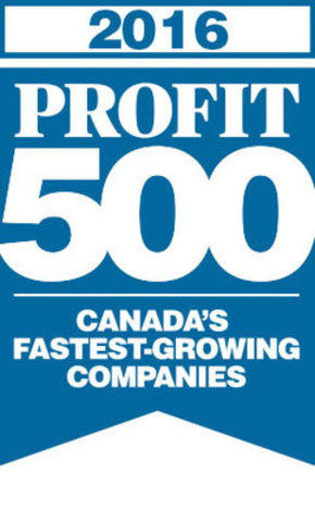 PROFIT 500 (CNW Group/Argyle Public Relationships)