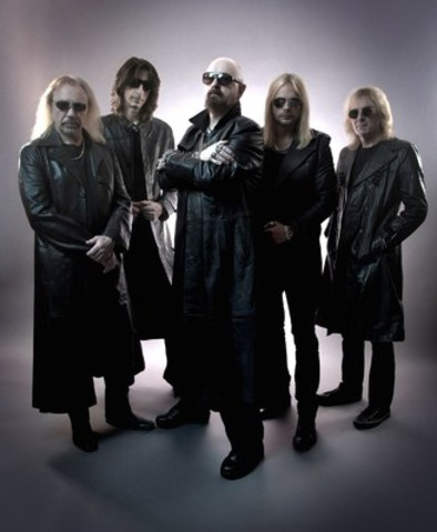Exclusive Judas Priest Memorabilia Case Dedication ceremony will be held at Hard Rock Casino Vancouver on Wednesday, October 28, 2015 at 5:30pm. (CNW Group/Hard Rock Casino Vancouver)