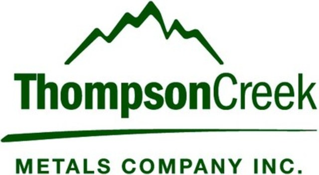 Thompson Creek Metals Company Inc. (CNW Group/Thompson Creek Metals Company Inc.)