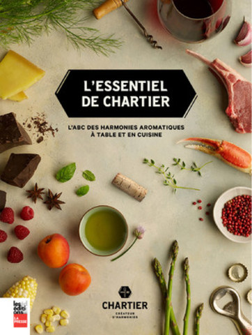 L'essentiel de Chartier wins in China - Best Cookbook in the World - Innovation Category! (CNW Group/Nata Pr)