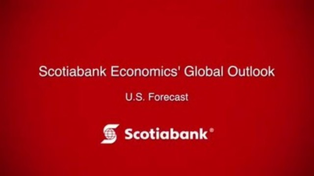 """Scotiabank''s Deputy Chief Economist shares some insight into what Scotiabank Economics forecasts for the U.S. economy in 2017."""""""