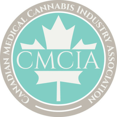 The Canadian Medical Cannabis Industry Association Logo (CNW Group/Canadian Medical Cannabis Industry Association)