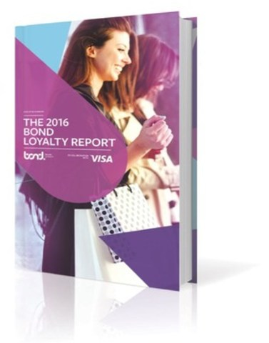 The 2016 Bond Loyalty Report (CNW Group/Bond Brand Loyalty)