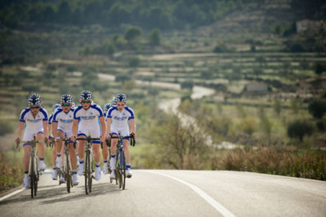Team Novo Nordisk (CNW Group/Novo Nordisk Canada Inc.)