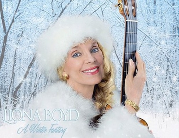 "Liona Boyd's ""Winter Fantasy!"" (CNW Group/Jump Communications)"