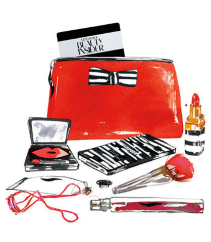 SEPHORA's Beauty Insider® Proves Beauty Addiction Has Its Privileges (CNW Group/Sephora)
