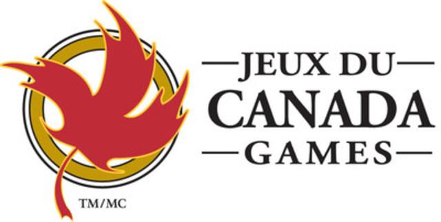 Logo: Jeux du Canada (Groupe CNW/Conseil des Jeux du Canada)