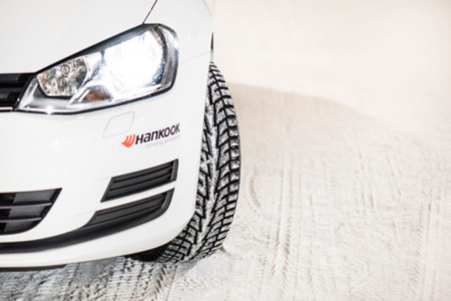 Hankook tire recently set out to gauge Canada's knowledge of basic tire safety and preparedness as we head into winter driving season. (CNW Group/Hankook Tire Canada Corp.)