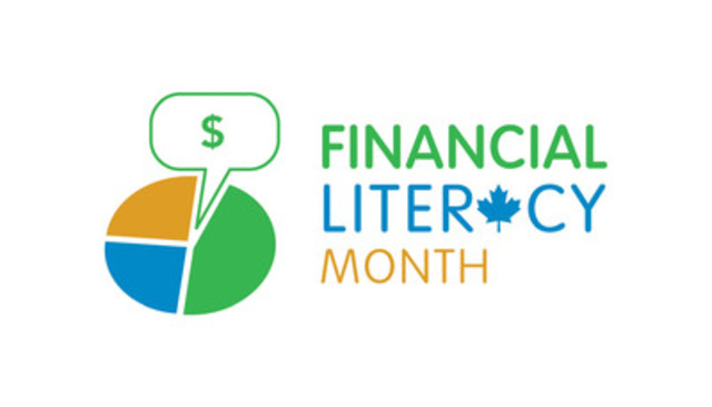 November is Financial Literacy Month in Canada. (CNW Group/Government of Canada) (CNW Group/Financial Consumer Agency of Canada)