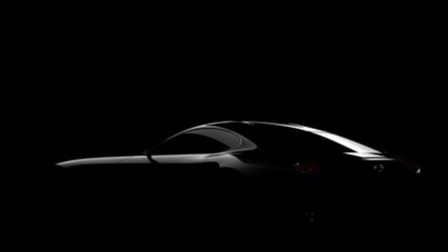 Le nouveau concept sport de Mazda (Groupe CNW/Mazda Canada Inc.)