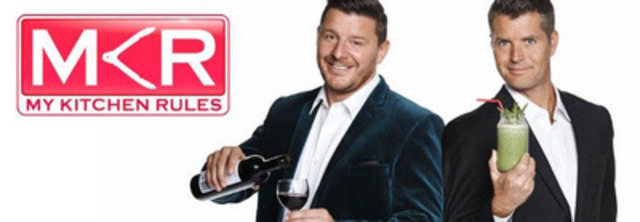 Gusto TV to launch #1 Aussie hit TV series 'My Kitchen Rules' Mondays-Thursdays 9pm ET/PT. (CNW Group/Gusto TV)