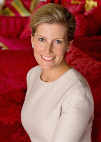 Her Royal Highness The Princess Edward, Countess of Wessex (CNW Group/Royal Agricultural Winter Fair)