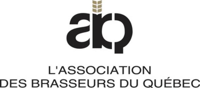 Fondée en 1943, la voix de l'Association des brasseurs du Québec (ABQ) représente ici la grande industrie brassicole soit les brasseurs Labatt, Molson-Coors et Sleeman-Unibroue. (Groupe CNW/Association des Brasseurs du Québec)