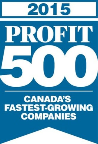 2015 PROFIT 500 - Canada's Fastest-Growing Companies (CNW Group/ProStar Cleaning & Restoration)