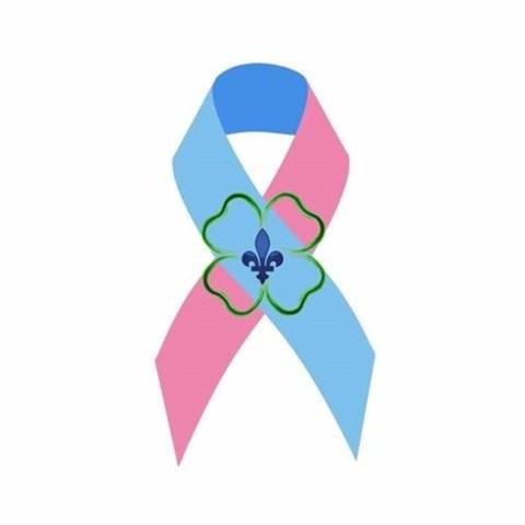 Logo: Association infertilité Québec (ACIQ) (Groupe CNW/Association infertilité Québec (ACIQ))