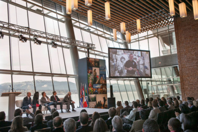 En 2014, le centre des congrès de Vancouver accueillera la prestigieuse conférence TED à Vancouver, en Colombie-Britannique. Chaque année, les réunions, congrès et voyages de motivation attirent au Canada près de deux millions de visiteurs, qui dépensent en tout 1,7 milliard de dollars, ce qui représente presque un quart des dépenses totales des voyageurs étrangers séjournant au moins une nuit au Canada. (Groupe CNW/Commission canadienne du tourisme)
