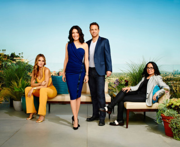 Premiering today, Girlfriends' Guide to Divorce is part of shomi's content deal with NBCUniversal (CNW Group/shomi)