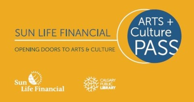 Arts + Culture Pass (CNW Group/Calgary Public Library Foundation)