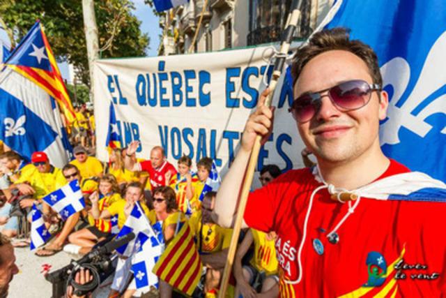 Maxime Laporte, Président général à la Société Saint-Jean-Baptiste de Montréal (Groupe CNW/Société Saint-Jean-Baptiste de Montréal)