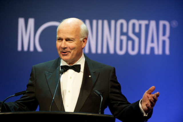 Peter Mansbridge (CNW Group/Morningstar Research Inc.)
