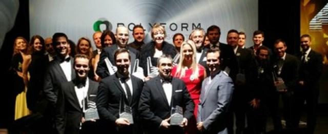 Les lauréats des 33e Prix Domus (Groupe CNW/APCHQ - Région du Montréal métropolitain)