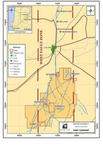 Montezuma Project (CNW Group/Polar Star Mining Corporation)
