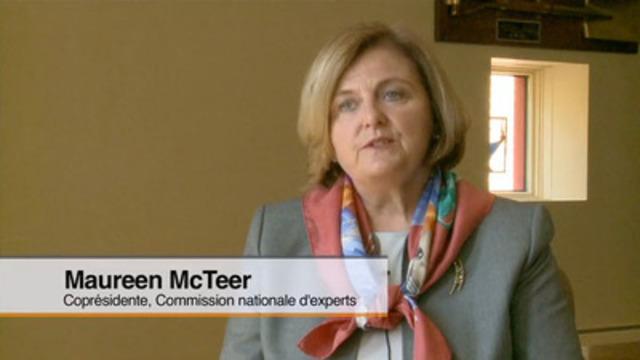 Vidéo : Un modèle renforcé de soins primaires et communautaires est nécessaire pour améliorer le système de soins actifs canadien - Maureen McTeer