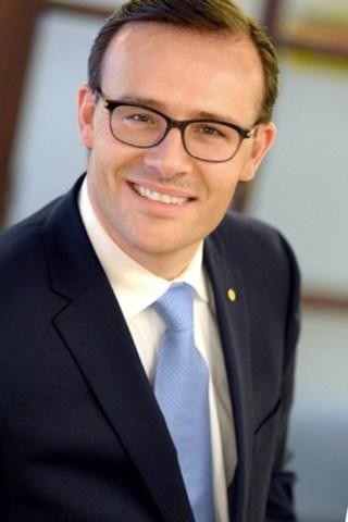 M. Guy Cormier est élu président et chef de la direction du Mouvement Desjardins (Groupe CNW/Mouvement Desjardins)