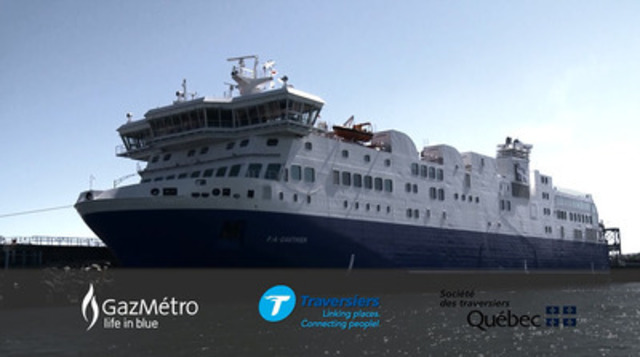 Video: Matane-Baie-Comeau-Godbout Ferry - The MV F.-A.-Gauthier: Matane welcomes North America's first LNG-Powered Ferry