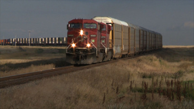 Canadian Pacific, preparing for shifting world trade patterns